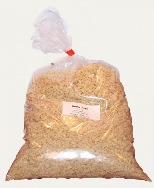 Soya kurl 0,5 kg image